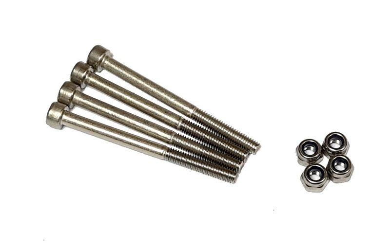 JS-Parts Schraubenset für Querlenker oben innen