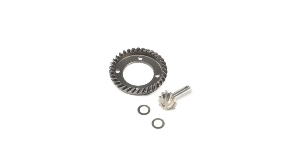 Losi Front Ring & Pinion Gear Set:TENACITY (LOS232027)