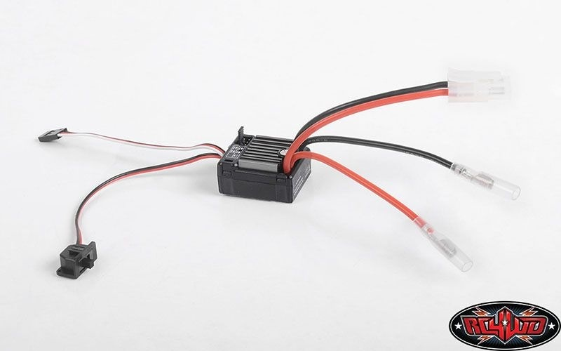 RC4WD Outcry III Dual Motor Waterproof ESC RC4WD
