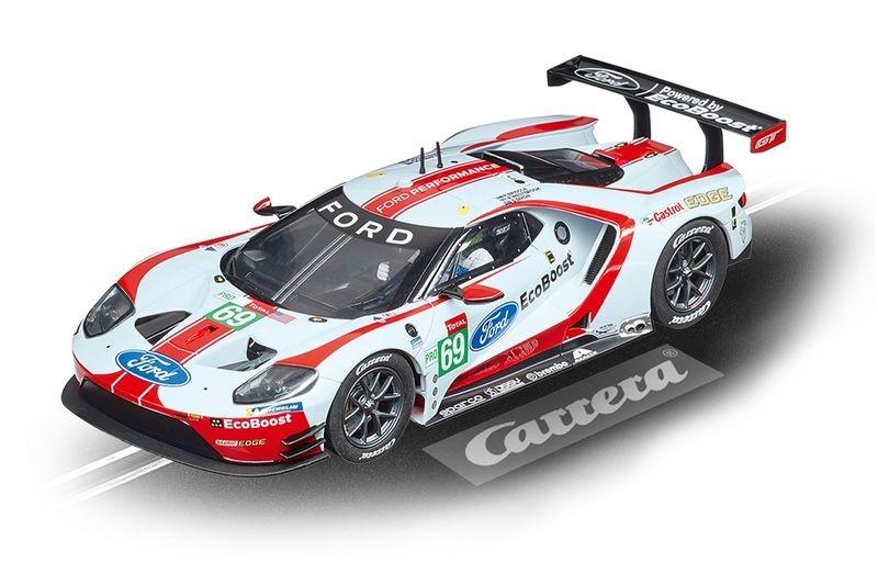 Carrera Digital 124 Ford GT Race Car No.69