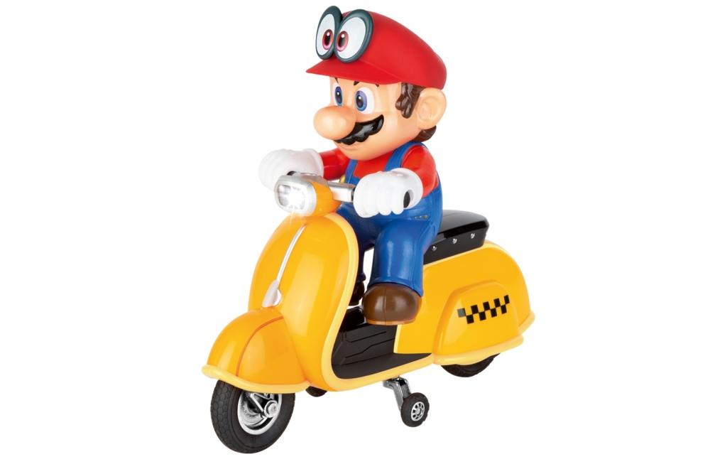 Carrera RC 2,4GHz Super Mario Odyssey (TM) Scooter, Mario