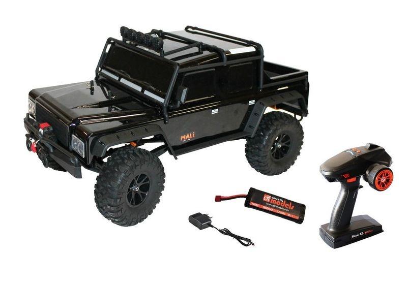 DF-Models DF-4J Crawler XXL Special Edition II - BLACK