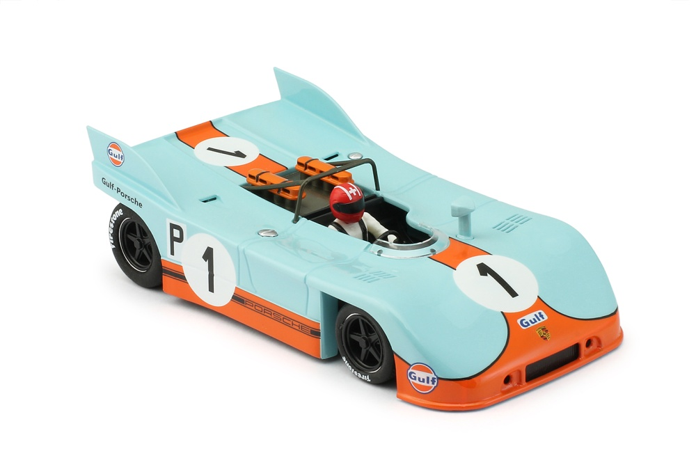 NSR Porsche 908/3 - Gulf Edition Nürburgring 1971 - #1 -