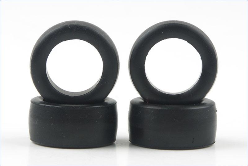 Kyosho Reifen-Set # 1:24 LM20 High Grip schmal, 4 Stück