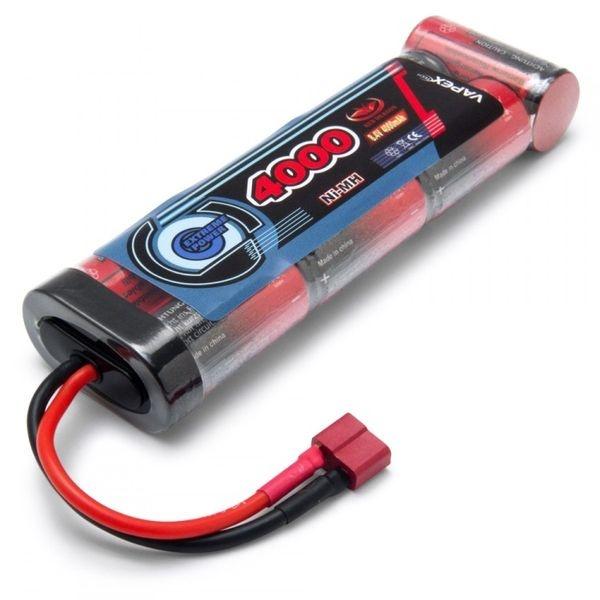 Vapex NiMH Stick Pack 8,4V 4000mAh T-connector