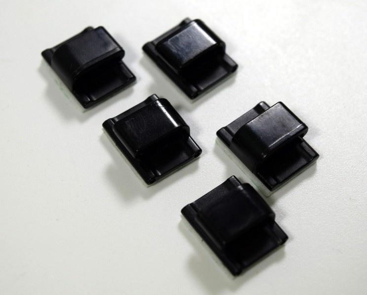 Absima Kunststoffclip für Kabel (5)