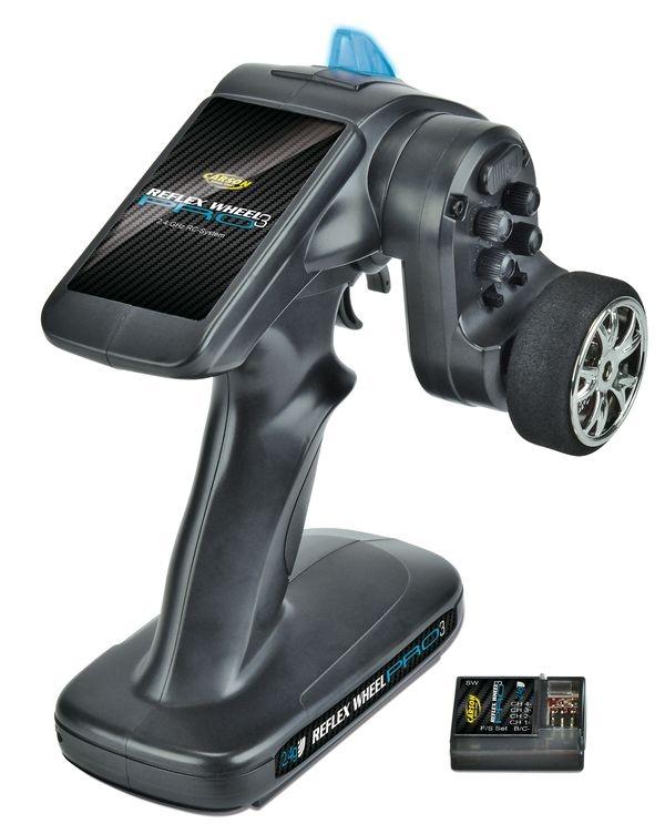 Carson Reflex Wheel Pro III 2.4GHz 11.1V
