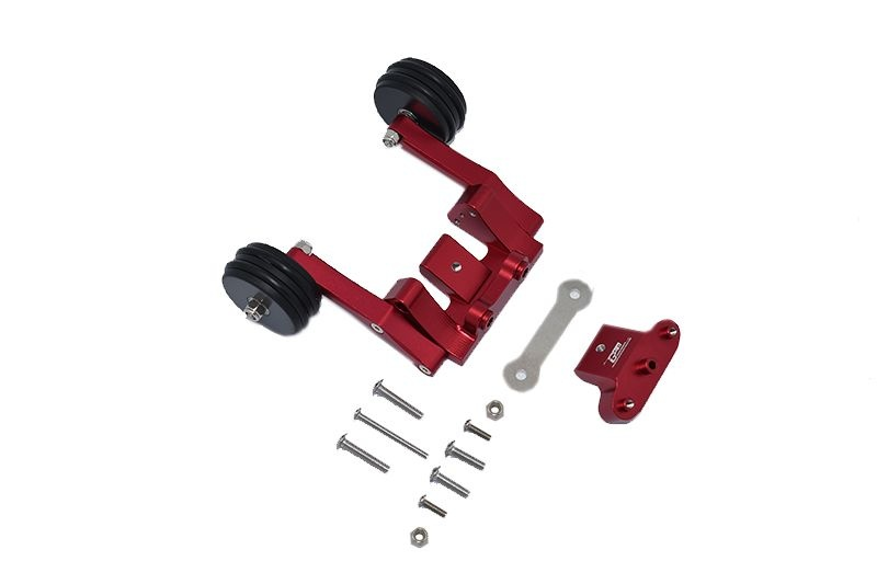 GPM Aluminium Rear Adjustable Wheelie -