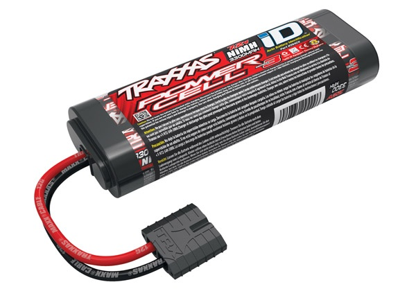 Traxxas Battery, Series 3 Power Cell, 3300mAh (NiMH, 6-C
