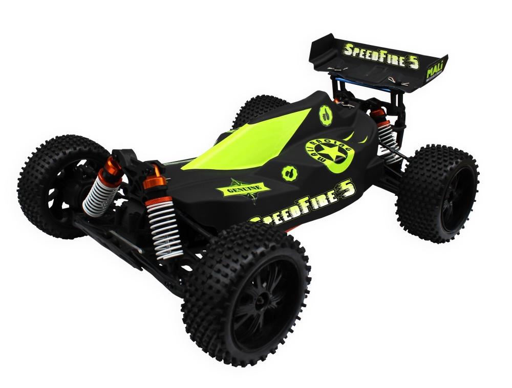 DF-Models Karosserie SpeedFire 5