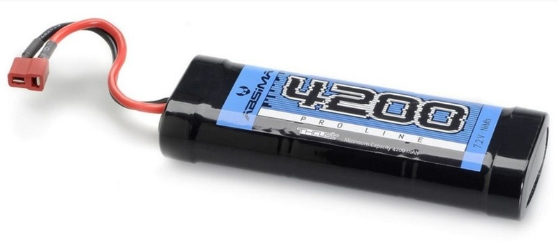 Auslauf - Absima Stick Pack NiMH 7,2V 4200 (T-Plug)