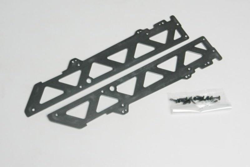 Ansmann SP-DNA-TVP-Sideplate