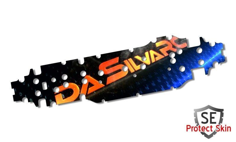 JS-Parts SE Protect Skin Printed daSilva