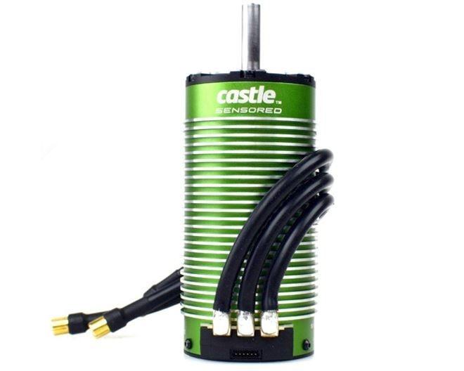 Castle Creations Brushless Motor 2028 - 800KV - 4-Pole -