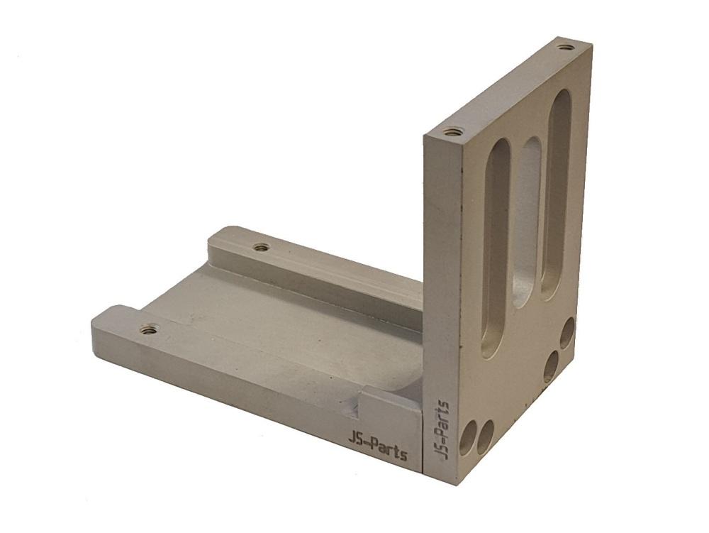 JS-Parts X-MAXX CNC Alu Motorhalter V4 zur Montage von