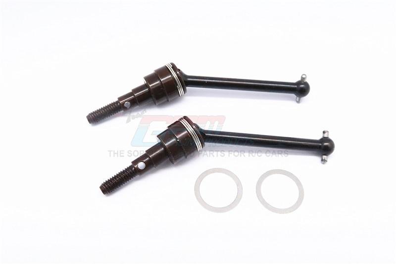 GPM steel #45 front cvd swing shaft (45mm) 1PR - 1 SET -