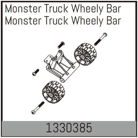 Absima Monster Truck Wheely Bar