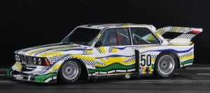 Sideways BMW 320 Gr.5 Le Mans 24hrs 1977 No.50
